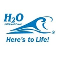 h2o international logo
