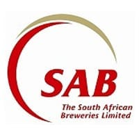 the south african breweries limited logo
