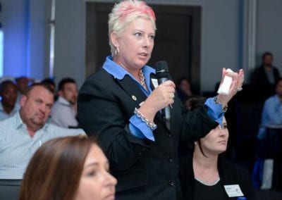 The FNB Franchise Leadership Summit 2014 – Johannesburg Gallery - Audience questions