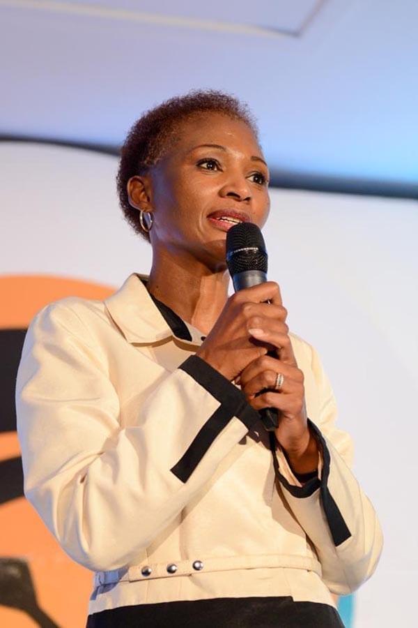 The FNB Franchise Leadership Summit 2014 – Johannesburg Gallery - Connie Mashaba (Director of Black Like Me) The Black Like Me entrepreneurial journey