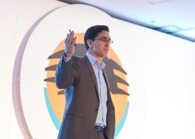 The FNB Franchise Leadership Summit 2014 – Johannesburg Gallery - Dr. Francois Bonnici (Director UCT Bertha Centre) Social franchising – How commercial franchising principles can create a social impact