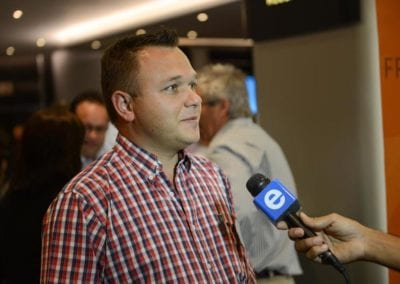 The FNB Franchise Leadership Summit 2014 – Johannesburg Gallery - Guest interview with e-TV