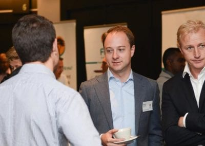 The FNB Franchise Leadership Summit 2014 – Johannesburg Gallery - Guests and FNB CEO, Jacques Celliers