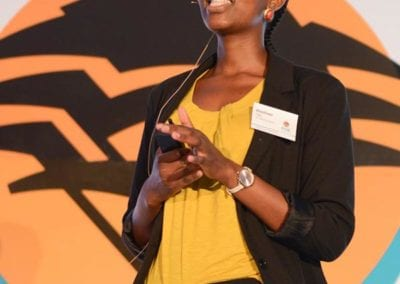 The FNB Franchise Leadership Summit 2014 – Johannesburg Gallery - Khethiwe Cele Project Manager UCT Bertha Centre) Social franchising – How commercial franchising principles can create a social impact