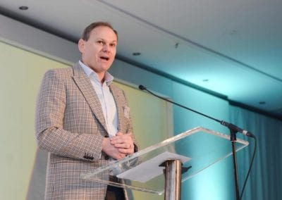 The FNB Franchise Leadership Summit 2014 – Johannesburg Gallery - Mike Vacy-Lyle (FNB Business CEO) Opening Address