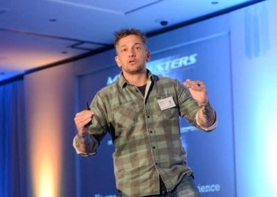 The FNB Franchise Leadership Summit 2014 – Johannesburg Gallery - Richard Mulholland (Motivational speaker and founder of Missing Link). Legacide – How legacy is the silent killer of innovative thinking