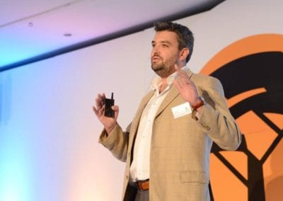 The FNB Franchise Leadership Summit 2014 – Johannesburg Gallery - Sybrand Strauss (director of Fernridge Consulting). Doing research and site selection in Africa