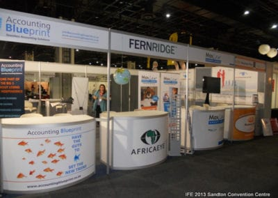 The International Franchise Expo 2013 - Accounting Blueprint & Africaeye