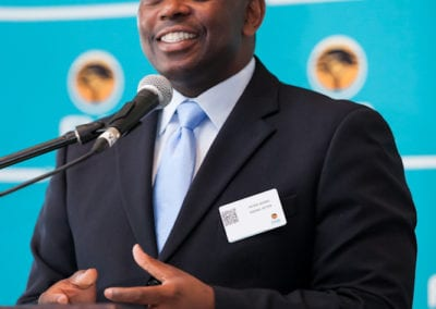 MC Peter Ndoro