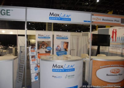 The International Franchise Expo 2013 - Maxlaw and eeZee Business Plan