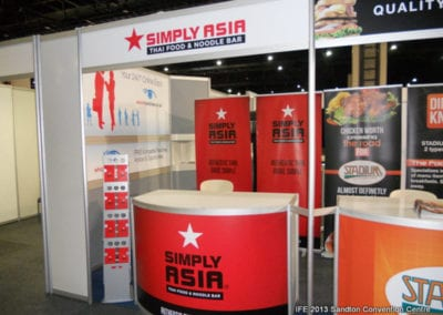 The International Franchise Expo 2013 - Simply Asia