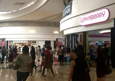 Queing-for-Wakaberry-Launch-day-The-Grove-Mall-Windhoek-Namibia