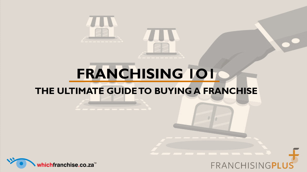 Franchising 101 Guide Cover