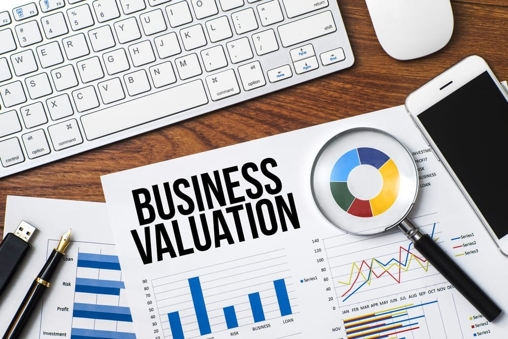 What factors influence the value of a business