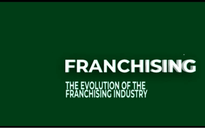 [WATCH] The Evolution Of The Franchise Industry