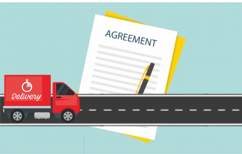 Legal Franchise Agreement and Delivery Services